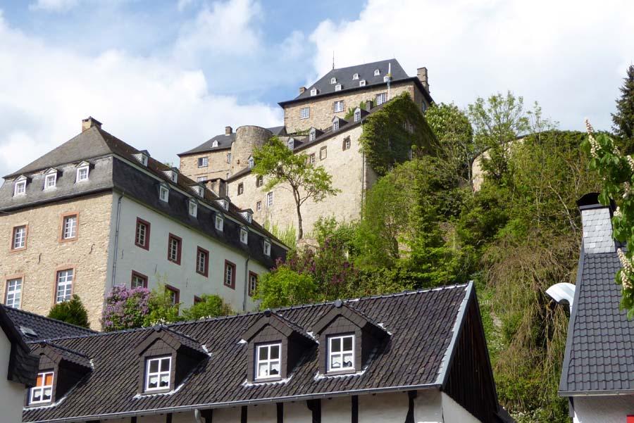 Die Burg Blankenheim