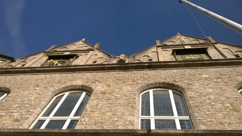 Rathaus von Bergisch Gladbach