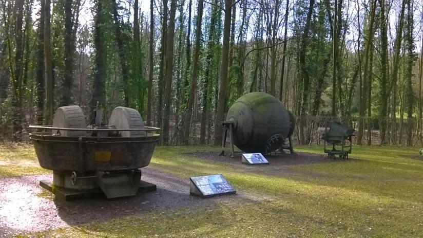 Alte Maschinen, Museum Alte Dombach