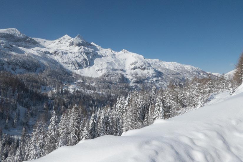 Winter wie im Bilderbuch