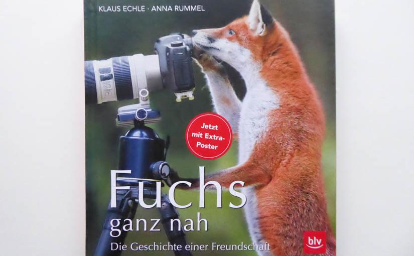 """Buchempfehlung: """"Fuchs ganz nah"""""""