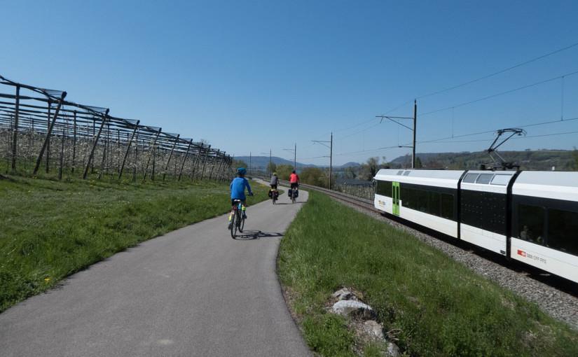 Mit Familie mit Rad und Bahn unterwegs: Tipps für eine möglichst entspannte Reise